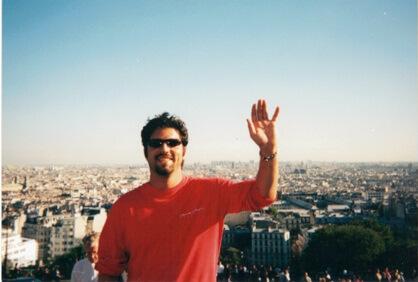 Memory of Justin Whitehead